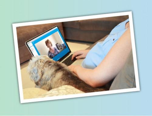 animal communication session skype